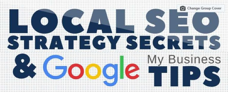 Local SEO Strategy Secrets & Google My Business Tips Facebook Group Family
