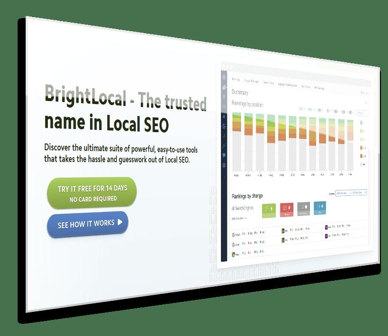 brightlocal trusted local seo