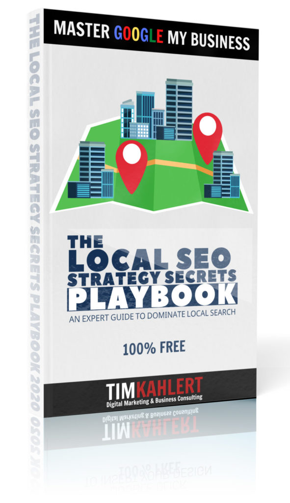 The Local SEO Strategy Secrets Playbook