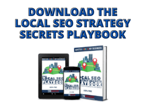 Local SEO Strategy Secrets Banner
