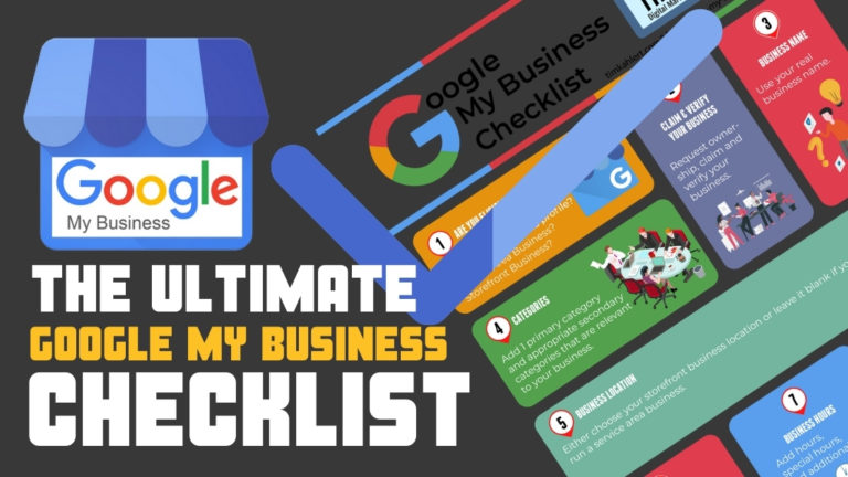 The Ultimate Google My Business Checklist