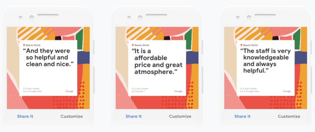 marketing kit with google