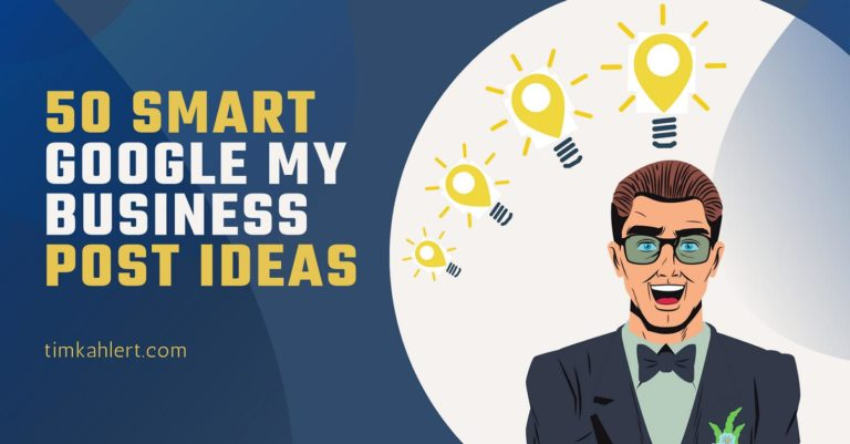 50 Smart Google My Business Post Ideas