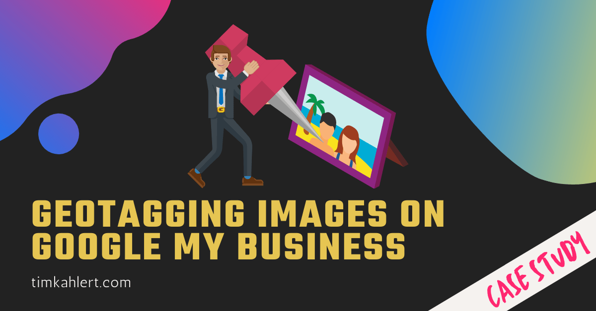 geotagging images on Google My Business