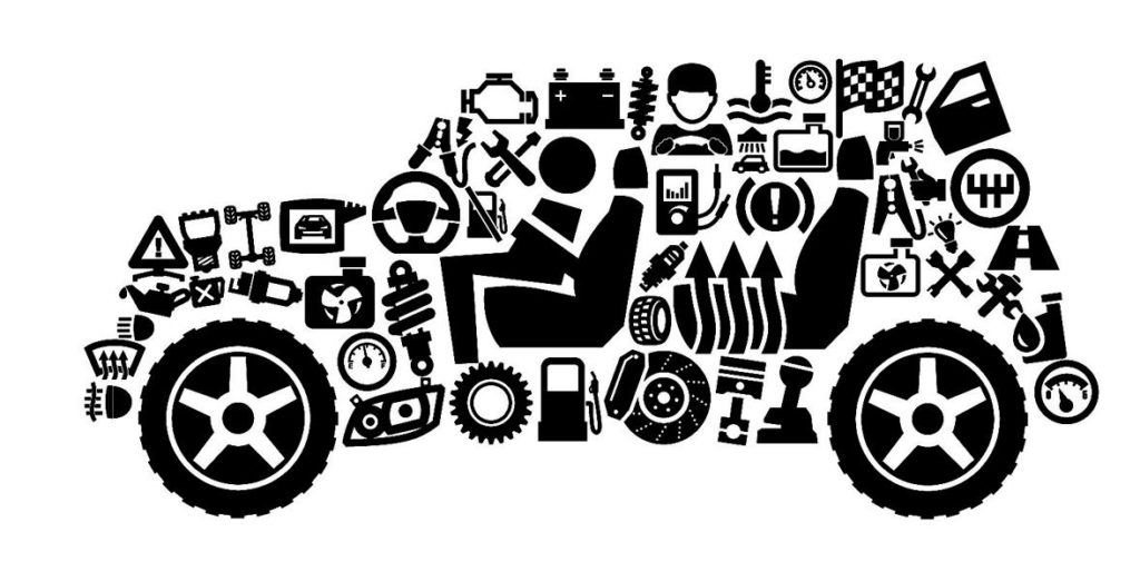 Auto Repair Shop GMBs Categories