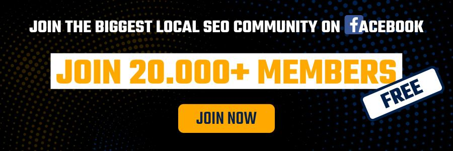 Join 20000 members for auto repair GMB categories