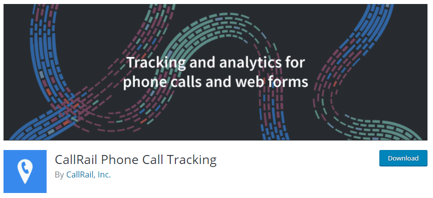 callrail phone tracking for local SEO on WordPress